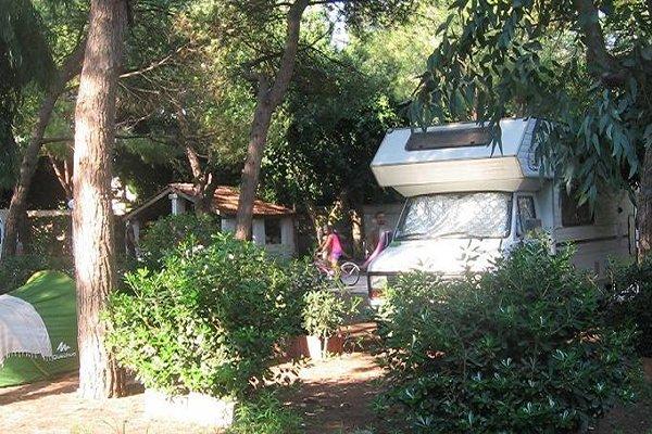 Camping La Timpa